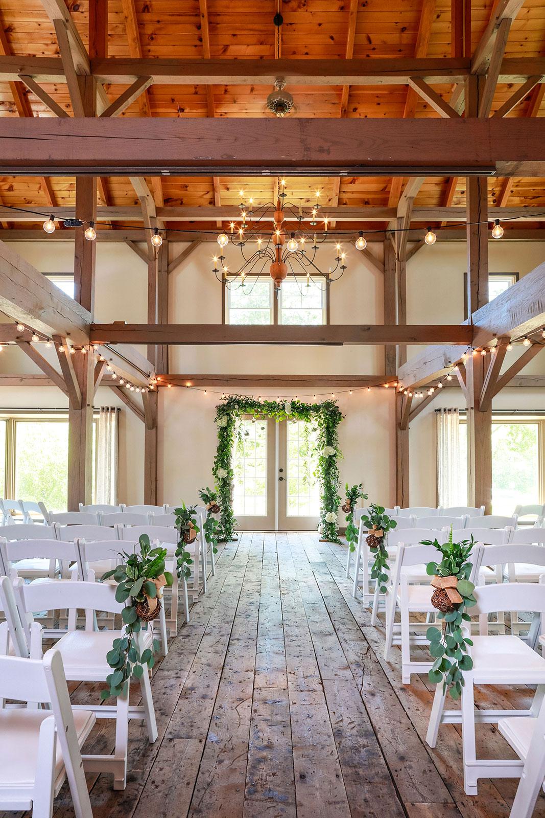 Beautiful Outdoor Wedding Ceremony